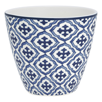 Lattemugg Hope, Blue
