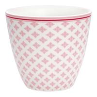 Lattemugg Sascha, Pale pink