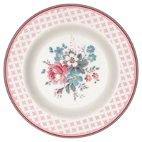 Liten assiette Marie, Pale grey