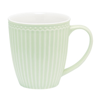 Mugg Alice, Pale green