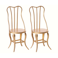 Vintage chair, Micro set of 2