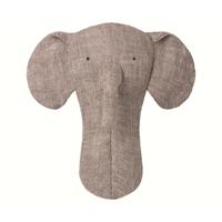Skallra, Elefant