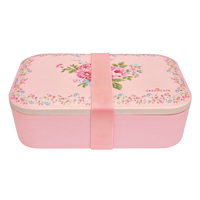 Lunch box Marley, Pale pink
