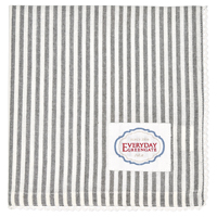 Servett Alice Stripe, Grey