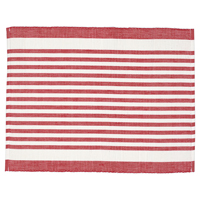 Tablett Alice Stripe, Red