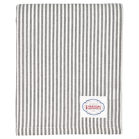 Duk Alice Stripe, Grey 145 x 250 cm