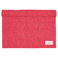 Table runner Dot, Red