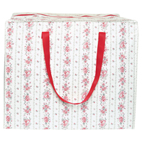 Storage bag Flora, Vintage large