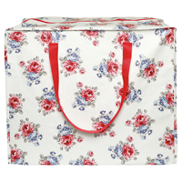 Storage bag Hailey, White large