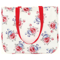 Shopper bag Hailey, White