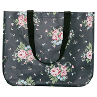 Shopper bag Marley, Dark grey