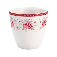 Mini lattemugg Flora, Vintage