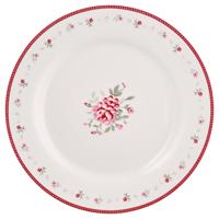 Assiette Flora, Vintage