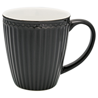 Mugg Alice, Dark grey