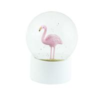 Snöglob Flamingo, Liten