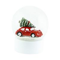 Snöglob Röd bil, Stor