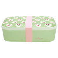 Lunch box Cherry berry, Pale green
