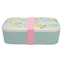 Lunch box Limona, Pale blue