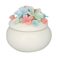 Jewelry box Daisy, Multicolor small