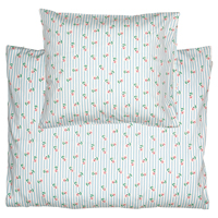 Bed linen set baby/kids Lily, Petit white