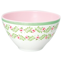Cereal bowl Lily, Petit white