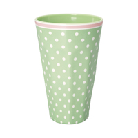 Tall cup Spot, Pale green