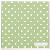 Servetter Spot, Pale green small