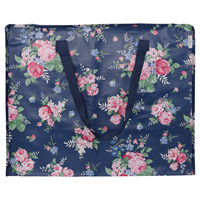 Storage bag Rose, Dark blue large