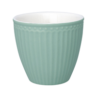 Lattemugg Alice, Dusty mint