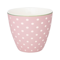 Lattemugg Spot, Pale pink
