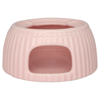 Tea warmer Alice, Pale pink