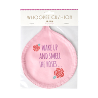Whoopee Cushion with Wording, Pink