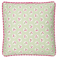 Kuddfodral Cherry berry, Pale green