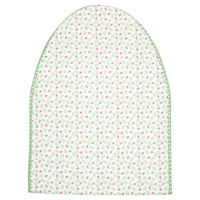 Ironing cover Lily, Petit white