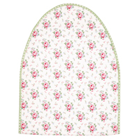 Ironing cover Marley, Petit white