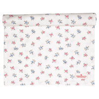 Table runner Hailey, Petit white