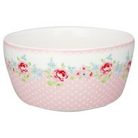 Kids bowl Meryl, Pale pink