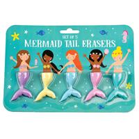 Suddgummin, Mermaid Tail set of 5