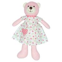Teddy Lily, Petit white w/dress