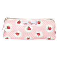 Pouch Strawberry, Pale pink