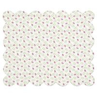 Tablett Lily, Petit white