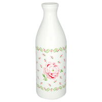 Dolomite Bottle milk Lily, Petit white