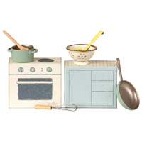 Cooking set, Micro