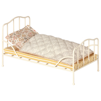 Vintage bed Mini - Off white