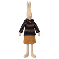 Rabbit size 3, Sailor - Blue