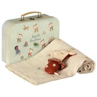 Baby gift set, Rusty