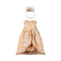 Drottning kläder, Mus