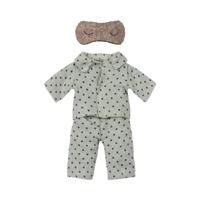 Pyjamas kläder, Mus