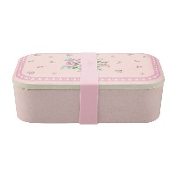 Lunch box Nicoline, Pale pink