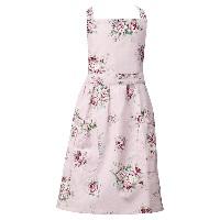 Förkläde till barn Aurelia, Pale pink